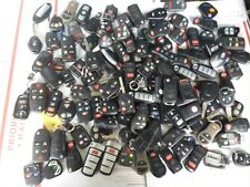 Locksmith LOT 100 Used GM Key FOB Keyless Entry Remotes NISSAN VOLKSWAGON FORD