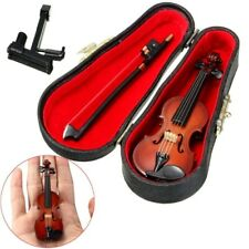 1:12 Dollhouse Miniature Violin Musical Instruments Collection DIY Decorcda