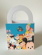 DISNEY TSUM TSUM HAPPY BIRTHDAY Party Favor LOOT Treat 10 BAGS / BOXES