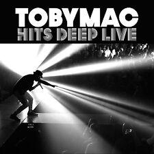 Hits Deep Live (CD + DVD) - TobyMac (CD/DVD, 2016) - FREE SHIPPING