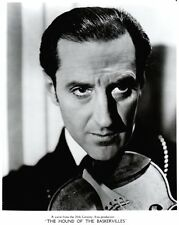 *BASIL RATHBONE RARE HOUND OF THE BASKERVILLES RARE PHOTO HOLMES WITH VIOLIN*