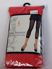 Red Fishnet Women's Footless tights Leg Avenue Costumes Halloween Party
