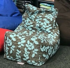 Sunproof Olefin Deluxe Water Resistant MeTime Single Chair Bean Bag