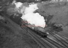 PHOTO  GWR LOCO  3854 AT GAER JCT ON 11TH MARCH 1959