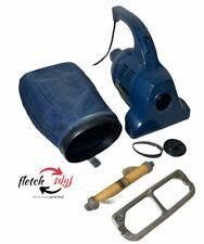 Rare Blue Royal Dirt Devil 537 Pro Series Hand Vac Plus 2 Speed Handheld Vacuum