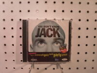 You Don't Know Jack - 1995 Sierra PC Quiz Game CD and Jewel Case