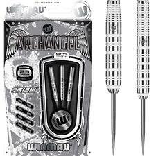 Winmau Archangel Tungsten Darts Set White Rings 22 23 24 25 26 27g grams