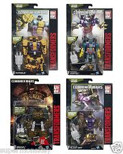 DHL HASBRO TRANSFORMERS COMBINER WARS DELUXE BLAST OFF SWINDLE VORTEX BRAWL Set4