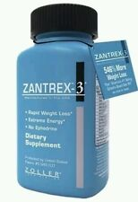 ZANTREX-3 RAPID WEIGHT LOSS 60 CAPSULES BASIC RESEARCH ZANTREX-3 ENERGY BLUE