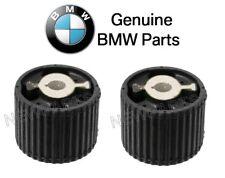 For BMW F01 F02 F07 F10 F12 Pair Set of Rear Left+Right Forward Subframe Mounts