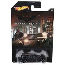 Hot Wheels-Batman Begins Batmobile 3/6 - MOC