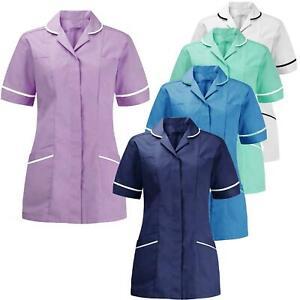 Health Healthcare Nightingale Nurse Doctor Carer Therapist Massage Tunic Uniform