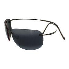 Maui Jim Sunglasses Kapalua 502-02 Gunmetal Grey Polarized