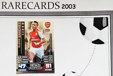 Match Attax 2014 2015 Topps ALEXIS SANCHEZ Limited Edition LE2 SILVER 14 15