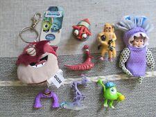 Monsters Inc figure toy playset bundle Boo Randall Scare Pig CDA Don Hardscrabbl
