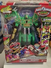 Power Rangers Super Dino Charge  Green Limited Special Edition New Sealed VHTF