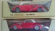 models of yesteryear Y 18 - 1  Cord  Set 4