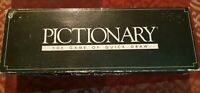 1992 Pictionary Board Game The Game Of Quick Draw By Parker Vintage