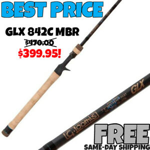 G. Loomis Mag Bass - GLX 842C MBR - Casting Rod | **READ for EXTRA $40.00