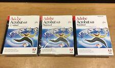 Adobe Acrobat 6.0 Standard JOBLOT 3x - 22001594