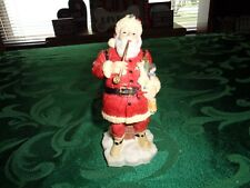 Santa Claus Sc06 International Resourcing Services Christmas Figurine