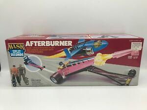 M.A.S.K Afterburner Split Seconds Series 4 Brand New (Please Read) (Kenner) 1988
