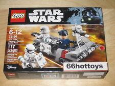 LEGO Star Wars 75166 First Order Transport Speeder Battle Pack NEW
