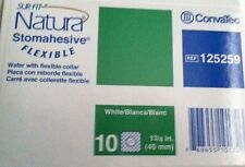 Wafers 125259 2 New  Convatec boxes of 10 Colostomy wafers Ostomy Urostomy