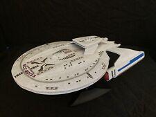 Star Trek 1/1400 Scale USS Euanthe Luna Class Mode, (Built & Painted)
