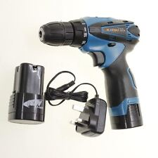 KATSU 102379 16.8V Two-Speed Lithium-ion Rechargeable Electric Drill Screwdriver