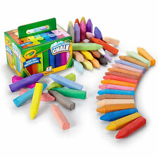 Crayola | Washable Sidewalk Chalk For Kids Drawing & Painting | 24 Count (NEW)