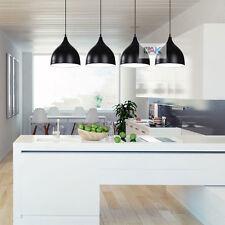 """Black/White/Red Aluminum Modern Pendant Light Lamp Kitchen Ceiling Lighting D 6"""""""