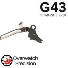 OVERWATCH PRECISION Polymer DAT TRIGGER for Glock 43 43X 48 G43 G43X G48 9mm