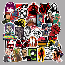 50pcs Classic Movie Skateboard Graffiti  Stickers Vinyl Laptop Luggage Decals