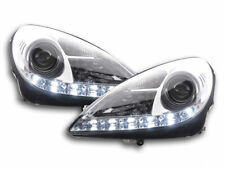 Tagfahrlicht Scheinwerfer Daylight Mercedes SLK R171 chrom