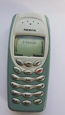 UNLOCKED NOKIA 3410 MOBILE PHONE , Good Used cond fully tested with  warranty