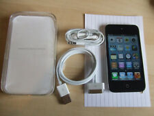 Boxed With Unused Accessories APPLE iPOD TOUCH 4th Generation 8GB Model: A1367