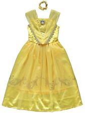 Girls Disney Princess Ariel Little Mermaid Fancy Dress Costume Kids 2-10 Y 5-6