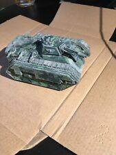 Warhammer 40K Imperial Guard Militarum Chimera Stripped