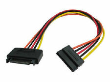 12inch SATA Power Extension Cable