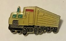 Prime Mover Truck & Trailer Lapel tie pin badge hat cap - Semi B Double