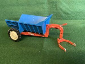 Britains Farm Vintage Tractor Shawnee Poole Dump Tipping Trailer