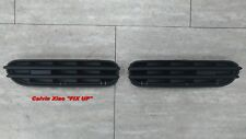 MIT MATT BLACK FENDER GRILLE BMW E60 5 SERIES 2003-2010