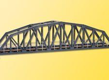 Kibri 39700 Single Track Arched Steel Bridge (excluding piers) HO Gauge T48 Post