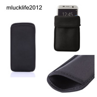 Elastic Neoprene Protective Pouch Bag Sleeve Case Cover phone case For Cellphone