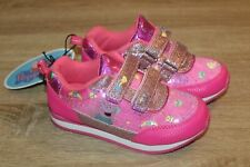 NEW Peppa Pig Toddler Girls Athletic Sneakers Pink with Sequins