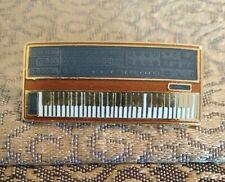Original 1980s Sequential Circuits Prophet 5 Enamel Cloisonne Lapel Pin Synth