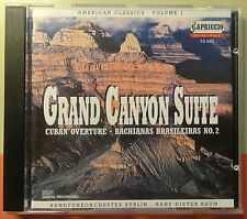 American Classics Volume 1 - Grand Canyon Suite - Audio-CD