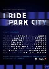 I RIDE PARK CITY SNOWBOARD DVD WITH SHAUN WHITE