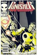 The Punisher #2 Marvel ~ Aug 1987 ~ F+
